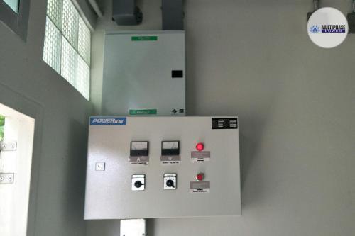 Multiphase-Power-Generator Siwa 03