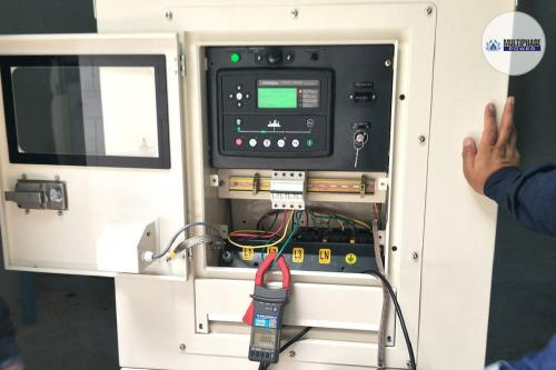Multiphase-Power-Generator Siwa 11