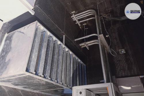 Installation-Generator Sangfah 3