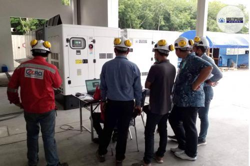 ผลงานของเรา เครื่องกำเนิดไฟฟ้ามัลติเฟสพาวเวอร์