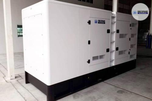 ผู้จัดจำหน่ายเครื่องกำเนิดไฟฟ้า หรือเครื่องปั่นไฟ เครื่องยนต์ดีเซล แบรนด์ Multiphase Power