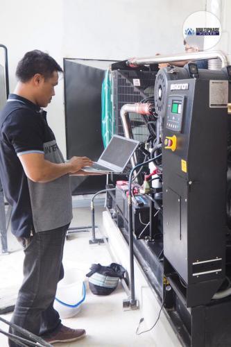 MultiphasePower-Generator ThaRongChang-Hospital12