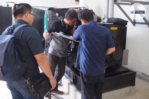 MultiphasePower-Generator ThaRongChang-Hospital15