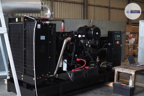 MultiphasePower-Generator ThaRongChang-Hospital17