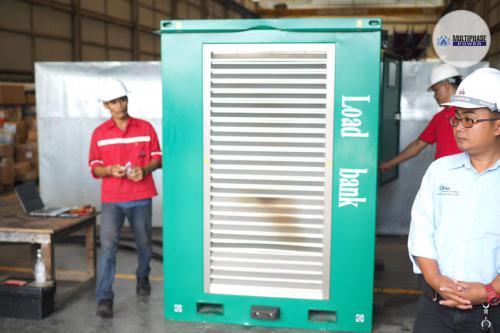MultiphasePower-Generator ThaRongChang-Hospital22