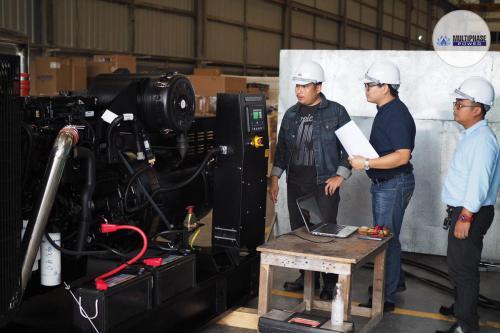 MultiphasePower-Generator ThaRongChang-Hospital23