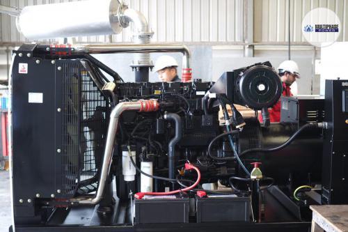 MultiphasePower-Generator ThaRongChang-Hospital24