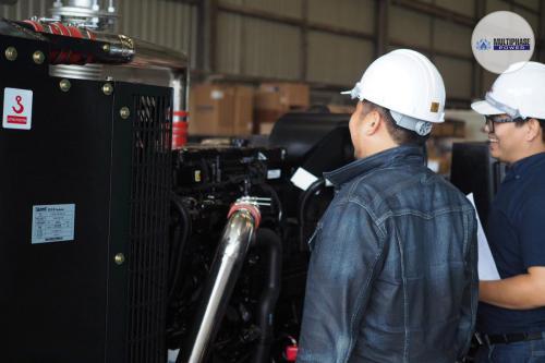 MultiphasePower-Generator ThaRongChang-Hospital26