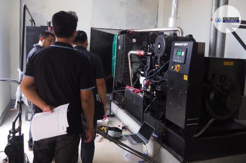 MultiphasePower-Generator ThaRongChang-Hospital6