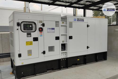 Multiphase Power Generator 220 kva