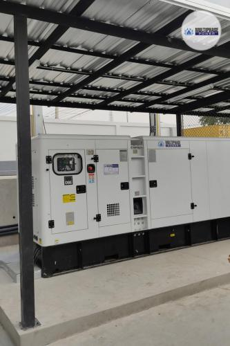 Multiphase Power Generator 220 kva