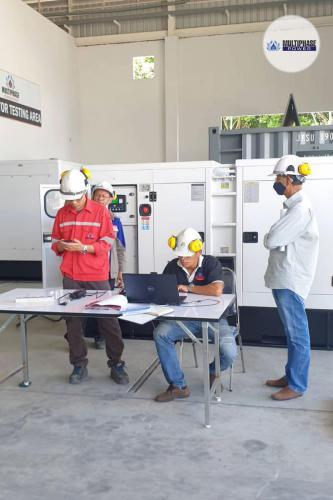 Multiphase-Power-Generator TIM-Construction 2