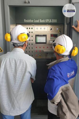 Multiphase-Power-Generator TIM-Construction 4
