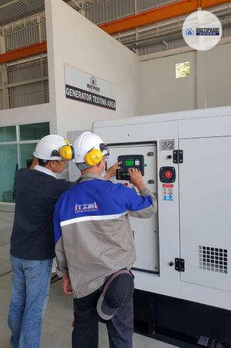 Multiphase-Power-Generator TIM-Construction 5