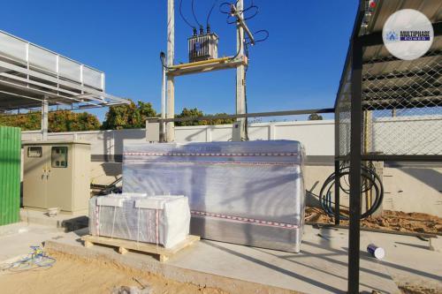 Multiphase-Power-Generator TIM-Construction 8