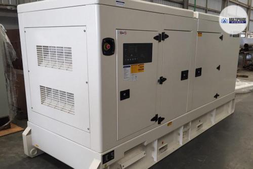 ผลงานของเรา เครื่องกำเนิดไฟฟ้า (Generator) 200 kVA ของลูกค้าไทยทาเคนาคา
