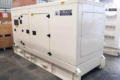 Multiphase Power Generator WPS135S 5