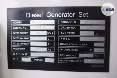Multiphase-Power-Generator WPS13S 6