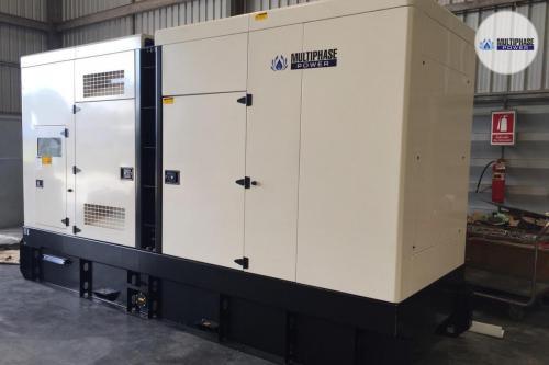 MultiphasePower Generator WPS400S 1