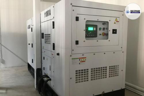 Multiphase-Power-Generator Workpath Bangkhen 1