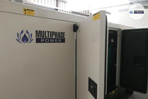 Multiphase Power Generator Workpath 10